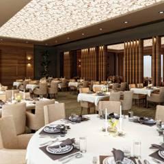 ร้านอาหาร by ANTE MİMARLIK