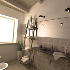 Bathroom by Ing. Massimiliano Lusetti