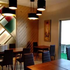 JUAN COLLAZO DISEÑO INTERIOR EXTERIOR의  레스토랑
