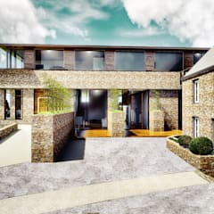 Featured Projects by Socrates Architects, Jersey, Channel Islands:  Conservatory by Socrates Architects