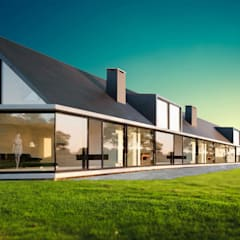 Featured Projects by Socrates Architects, Jersey, Channel Islands:  Walls by Socrates Architects
