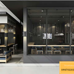 KTS. LÊ THANH KỲ:  Nhà hàng by Thiết kế xây dựng Pro,