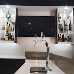 Bear tap:  Kitchen units by ilisi   Interior Architectural Design