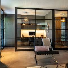 Phòng khách by Bongers Architecten