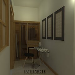 Dressing room by Internodec