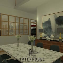 Dining room by Internodec