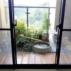 Garden Pond by 大地工房景觀公司