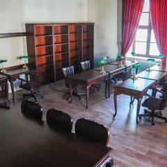 OFİS & OFİS MOBİLYA  – YAZMA ESERLER MÜZESİ ÇORUM:  tarz Çalışma Odası