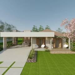 บ้านและที่อยู่อาศัย by Cíntia Schirmer | Estúdio de Arquitetura e Urbanismo