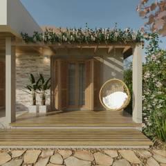 บ้านสำเร็จรูป by Cíntia Schirmer | arquiteta e urbanista