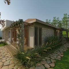 Country house by Cíntia Schirmer | Estúdio de Arquitetura e Urbanismo