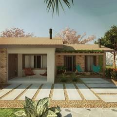 منازل تنفيذ Cíntia Schirmer | arquiteta e urbanista