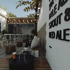 Bars & clubs by Cíntia Schirmer | Estúdio de Arquitetura e Urbanismo