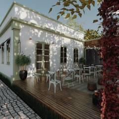 Bar & Klub  by Cíntia Schirmer | arquiteta e urbanista