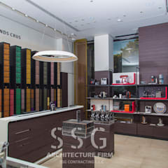 Commercial Spaces by SSG Contracting LLC, Eclectic MDF