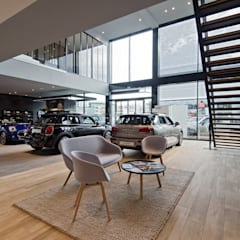 Car Dealerships by Ricardo Vasconcelos - Architecte