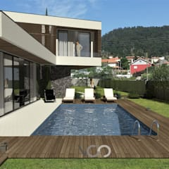 Passive house by Vcs - Projetistas