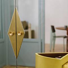 Glass doors by nimú equipo de diseño