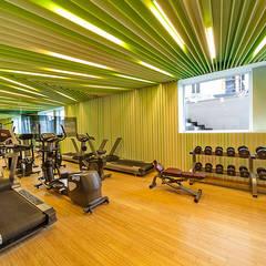 ezgi yüce mimarlik aş. – FITNESS 12 FOLD OFFICE:  tarz Fitness Odası