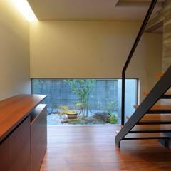 Tangga oleh 小野建築設計室, Modern