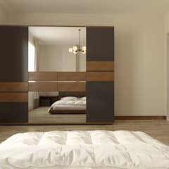 Small bedroom by Dem Dizayn