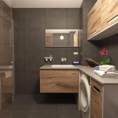 Dem Dizayn – Banyo Tasarımı:  tarz Banyo