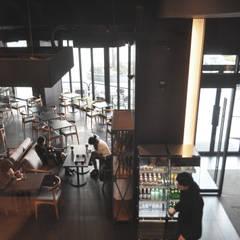세인트앤드류스커피_ 잠실: The november design group _ 더 노벰버(주)의  바 & 카페