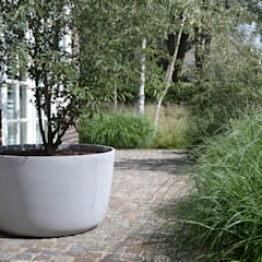 Field emotion:  Garden by Andredw van Egmond  |  designing garden and landscape