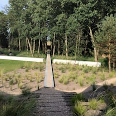 ​Garden in Schoorl  |  The Netherlands:  Garden by Andredw van Egmond  |  designing garden and landscape