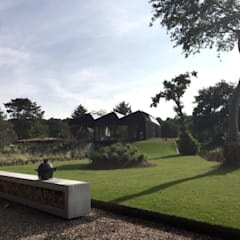 ​Garden in Schoorl  |  The Netherlands:  Garden by Andredw van Egmond  |  designing garden and landscape,Minimalist