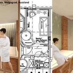 Softpack-Behandlung:  Hotels von GID│GOLDMANN - INTERIOR - DESIGN