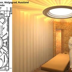 Massage 6 - Ayurveda:  Hotels von GID│GOLDMANN - INTERIOR - DESIGN