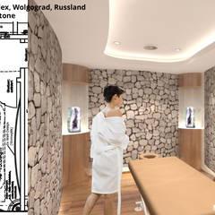 Massage 5 - Hot-Stone:  Hotels von GID│GOLDMANN - INTERIOR - DESIGN