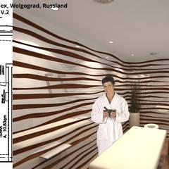 Massage 3 - Terra V.2:  Hotels von GID│GOLDMANN - INTERIOR - DESIGN