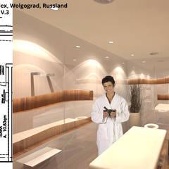 Massage 3 - Terra V.3:  Hotels von GID│GOLDMANN - INTERIOR - DESIGN
