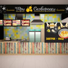 Shopping Centres by дизайн-бюро ARTTUNDRA