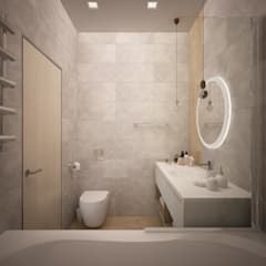 дизайн-бюро ARTTUNDRA:  tarz Banyo