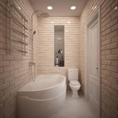 Phòng tắm by дизайн-бюро ARTTUNDRA