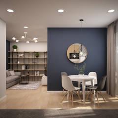 Kitchen by дизайн-бюро ARTTUNDRA