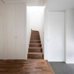 koku: e do design 一級建築士事務所が手掛けた階段です。