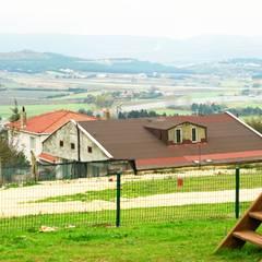MOVİ evleri의  일세대용 주택