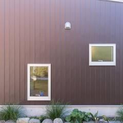 منزل خشبي تنفيذ アース・アーキテクツ一級建築士事務所