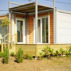 MOVİ evleri – MOVİ 2+1 MOBİL EV :  tarz Müstakil ev