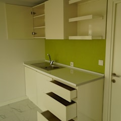 Small-kitchens by MOVİ evleri