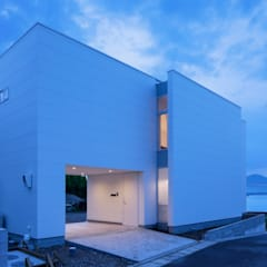 Single family home by 株式会社CAPD