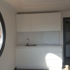 Small kitchens by MOVİ evleri