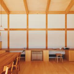 Walls by 稲山貴則 建築設計事務所