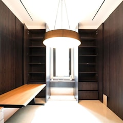 Dressing room by ARF interior