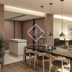 :  غرفة السفرة تنفيذ Lucas Fox International Properties