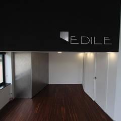 REFORMA DE OFICINA EDILE ARQUITECTURA: Edificios de oficinas de estilo  de Novodeco